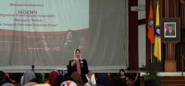 Walikota Batu Dewanti Rumpoko Ajak Perempuan Isi Hari Kartini dengan Perjuangan dan Kerja Keras