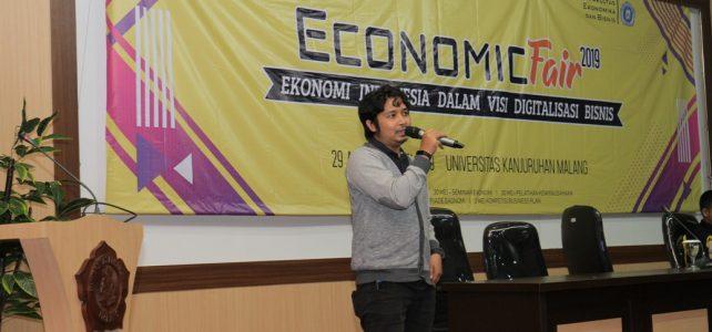 Gelar Seminar dan Pelatihan Kewirausahaan, FEB Unikama Ajak Mahasiswa Nikmati Belajar Ekonomi dengan Menyenangkan