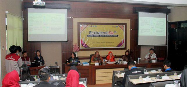 PUNCAK ECONOMIC FAIR 2019, UNIKAMA AJAK MAHASISWA SAINGAN BUSINESS PLAN