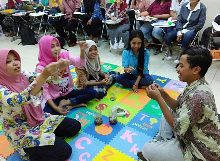 Program Studi Pendidikan Anak Usia Dini Universitas Pgri Kanjuruhan Malang